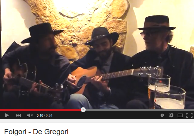 Folgori De Gregori
