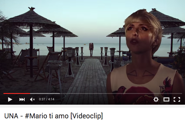 mario ti amo video