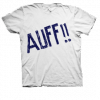 Management del Dolore Post-Operatorio - T-shirt Auff! Bianca
