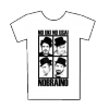 NOBRAINO - T-shirt No USA No UK